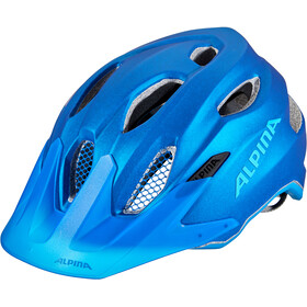Alpina Carapax Casque Adolescents, blue
